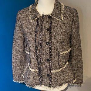 Rebecca Tayolor jacket - Unlined
